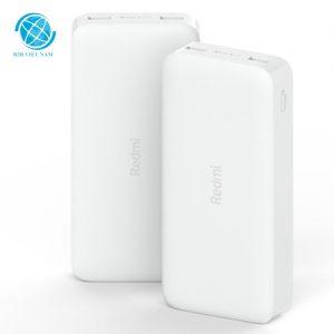 Pin dự phòng Xiaomi 20000mAh Redmi 18W Fast Charge
