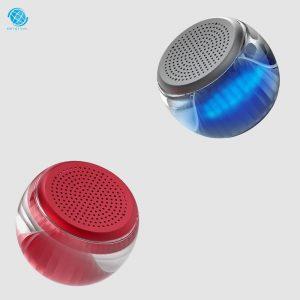 Loa Bluetooth Âm thanh vòm ánh sáng đầy màu sắc Wei Le TWS