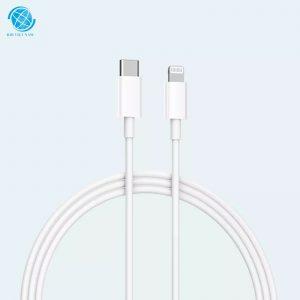 Cáp dữ liệu Xiaomi Type-C to Lightning trắng 1m hỗ trợ sạc nhanh