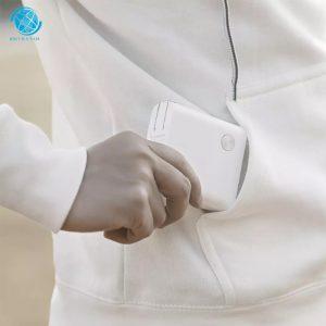 2 trong 1 Xiaomi (Bộ sạc) màu trắng