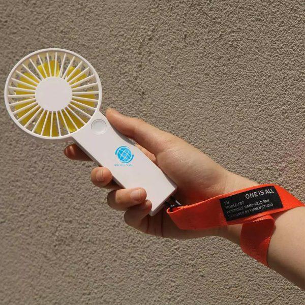 Quạt Mini Cầm Tay XiaoMi VH công suất lớn Pin lên đến 1500 maH