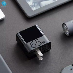 Bộ chuyển đổi nguồn ZMI USB-C 65W phiên bản sạc nhanh