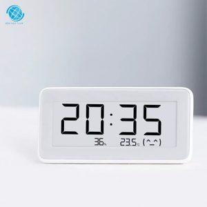 Đồng hồ tích hợp nhiệt độ và độ ẩm Mijia Smart