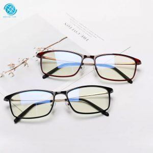 Mắt kính chống tia UV, ánh sáng xanh