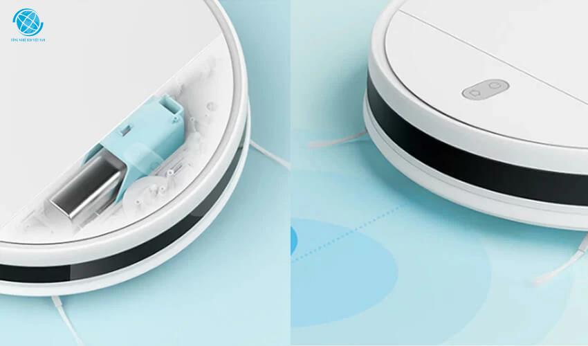 Robot hút bụi Mi Vacuum Mop Essential điều hướng thông minh