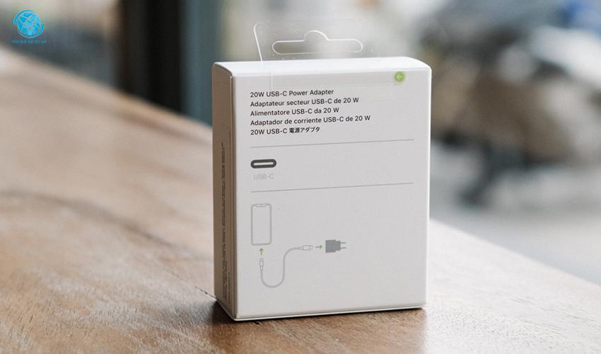 Sạc nhanh 20W Apple USB-C Power Adapter hàng chính hãng