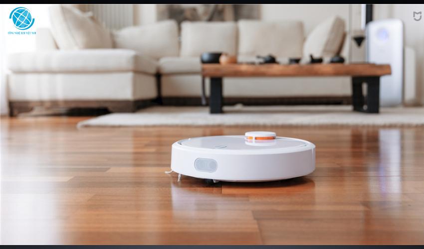 Robot hút bụi XIAOMI MI ROBOT VACUUM-MOP P