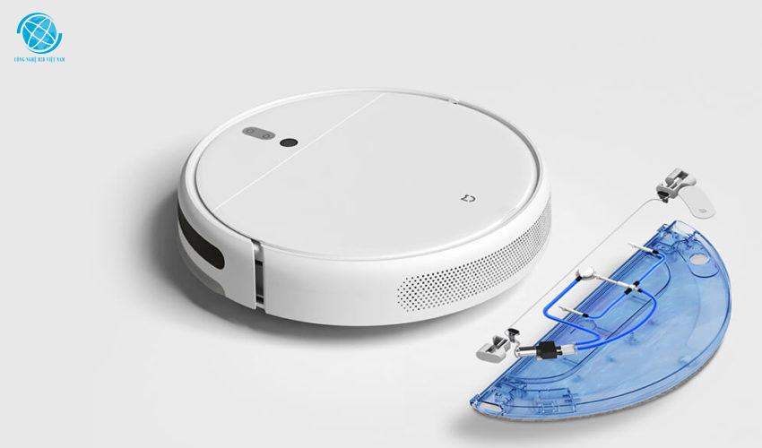 Xiaomi mi robot vacuum-mop giữ chức năng lau sàn tốt