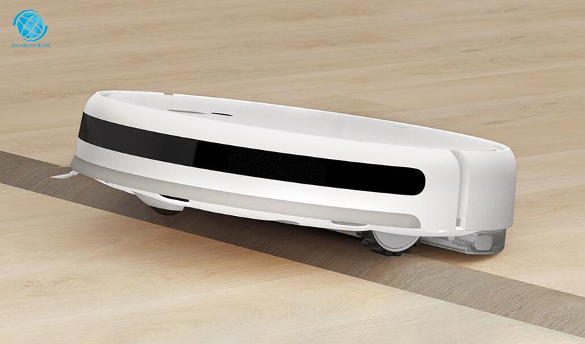Robot hút bụi xiaomi mi robot vacuum mop giúp bạn làm sạch nhà