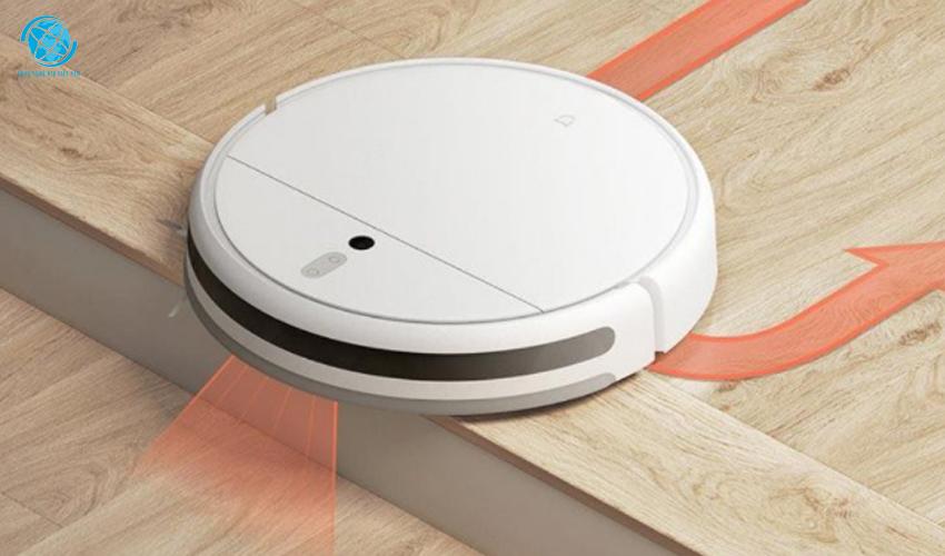 Mi robot vacuum mop tích hợp cảm biến thông minh