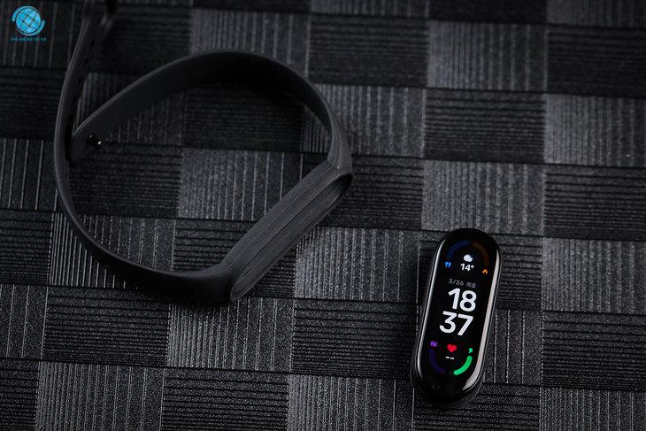 Đánh giá Xiaomi Mi Band 6 vòng đeo tay tốt nhất giá rẻ nhất